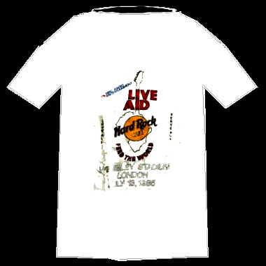 13th1985Hard T Aidjuly Special Live Shirt Rock Cafe wOPn0k8
