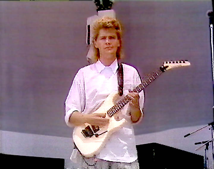 carrera Abundantemente Optimismo  Live Aid (July 13th, 1985) : NIK KERSHAW