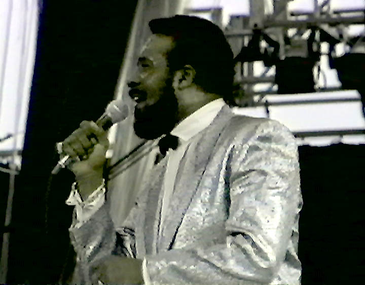 Live Aid (July 13th, 1985) : THE FOUR TOPS